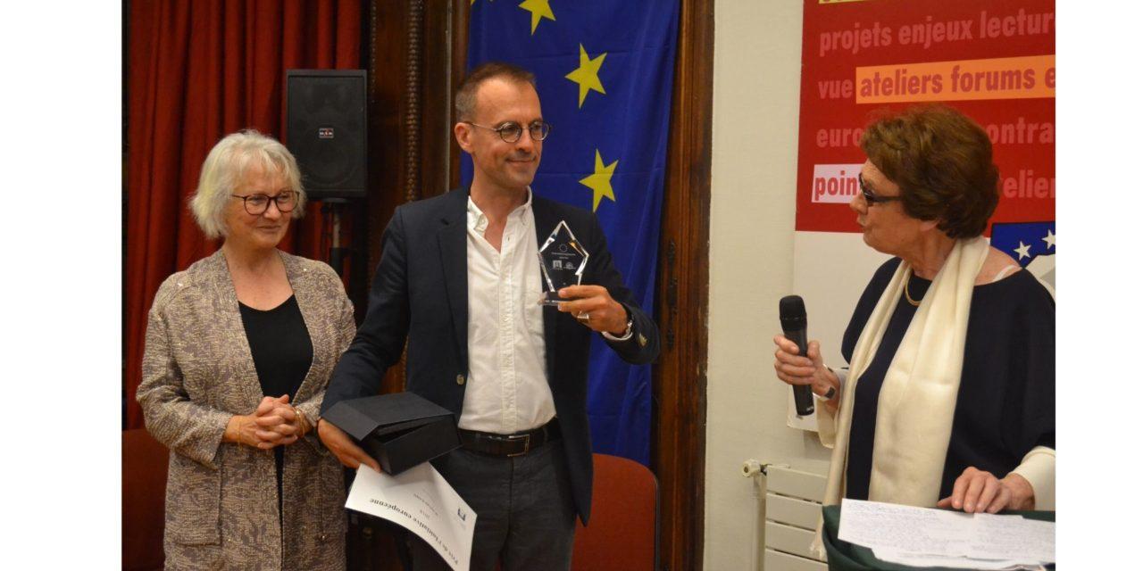 Prix de l'initiative européenne – 2018