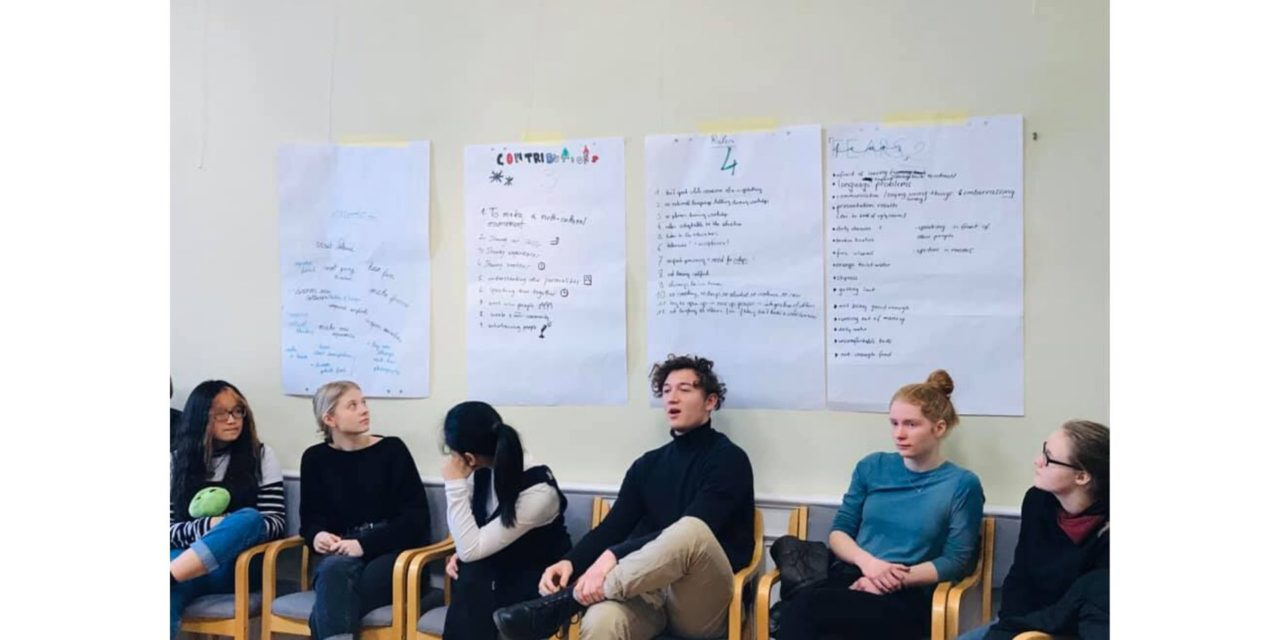 Projet Roots and Borders 2018-2019