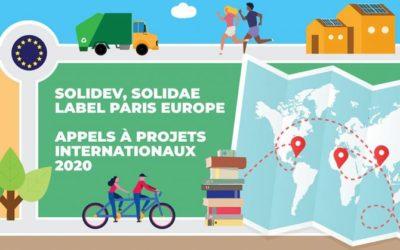 Label Paris Europe 2020