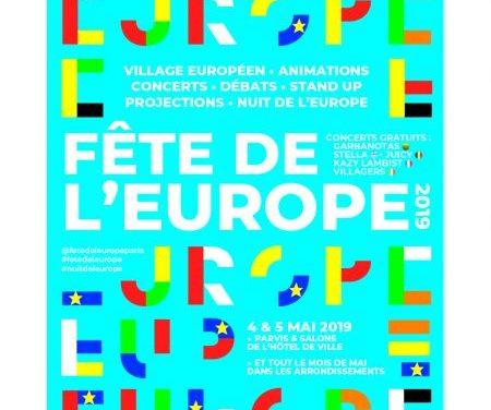 Fête de l'Europe 2019
