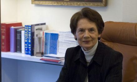 Edito janvier 2020 – Bonne année 2020 – Catherine Lalumière