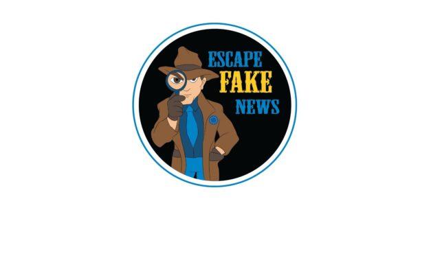 Escape Fake News, le premier escape game sur l'Europe et les Fakes News – 2019