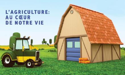 Kits pédagogiques « L'agriculture : au cœur de notre vie » disponibles dans notre Centre Europe Direct