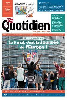 Découvrir l'Union européenne avec Mon Quotidien