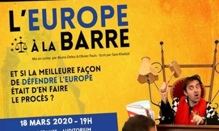 L'EUROPE À LA BARRE – Cafébabel