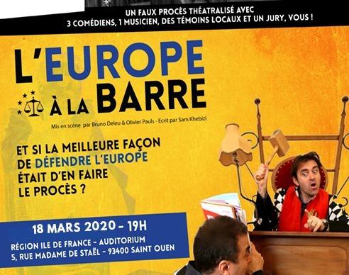 L'EUROPE À LA BARRE – Cafébabel