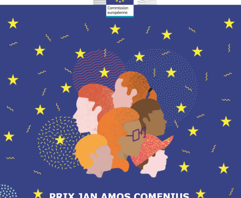 Jan Amos Comenius Prize for high quality teaching about the European Union