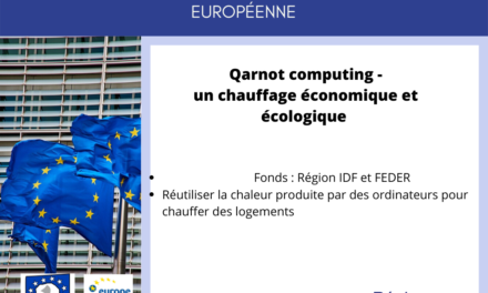 Start-up Qarnot Computing: crée un radiateur-ordinateur !