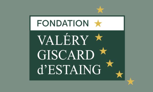 Prix V. Giscard d'Estaing 2020