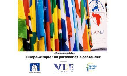Europe – Afrique : un partenariat à consolider !