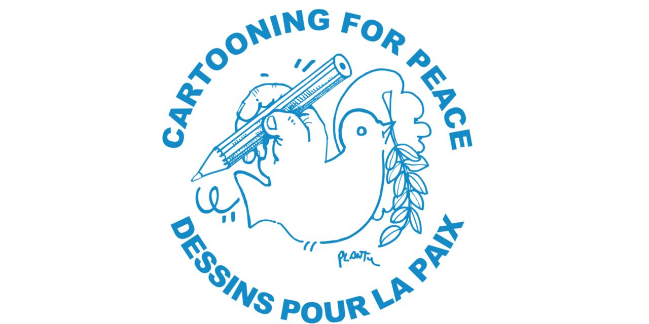 Cartooning for peace lance la campagne #CartooningForSolidarity