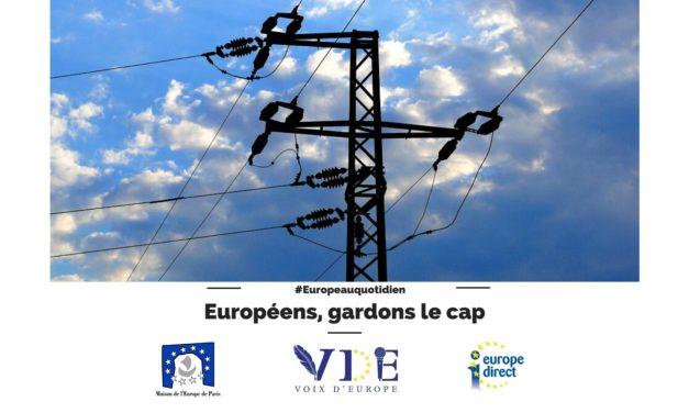 Européens, gardons le cap – Michel Derdevet