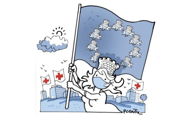 Edito mai 2020 – Journée de l'Europe – Catherine Lalumière