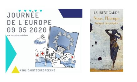 """Lecture poétique par Laurent Gaudé """"Nous, l'Europe, banquet des peuples"""""""
