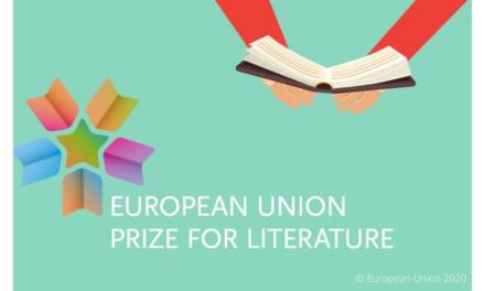 Les lauréats du Prix de littérature de l'Union européenne pour 2020
