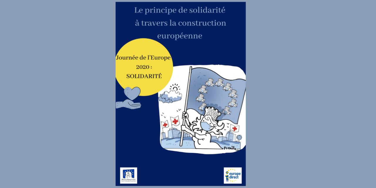 Construction et solidarité européennes – 9 mai 2020