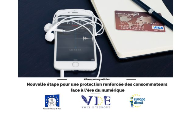 Nouvelle étape pour une protection renforcée des consommateurs face à l'ère du numérique