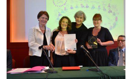Prix de l'initiative européenne – 2015