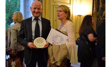 Prix de l'initiative européenne – depuis 2004