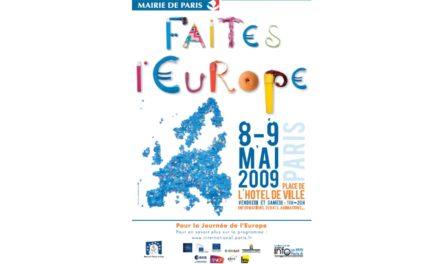 Fete de l'Europe 2009