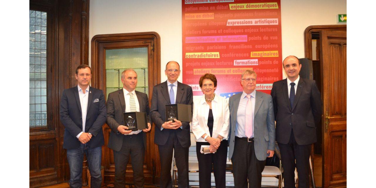Prix de l'initiative européenne – 2017