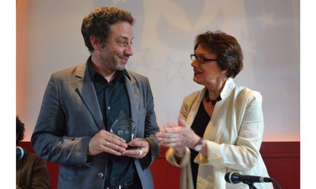 Prix de l'initiative européenne – 2016