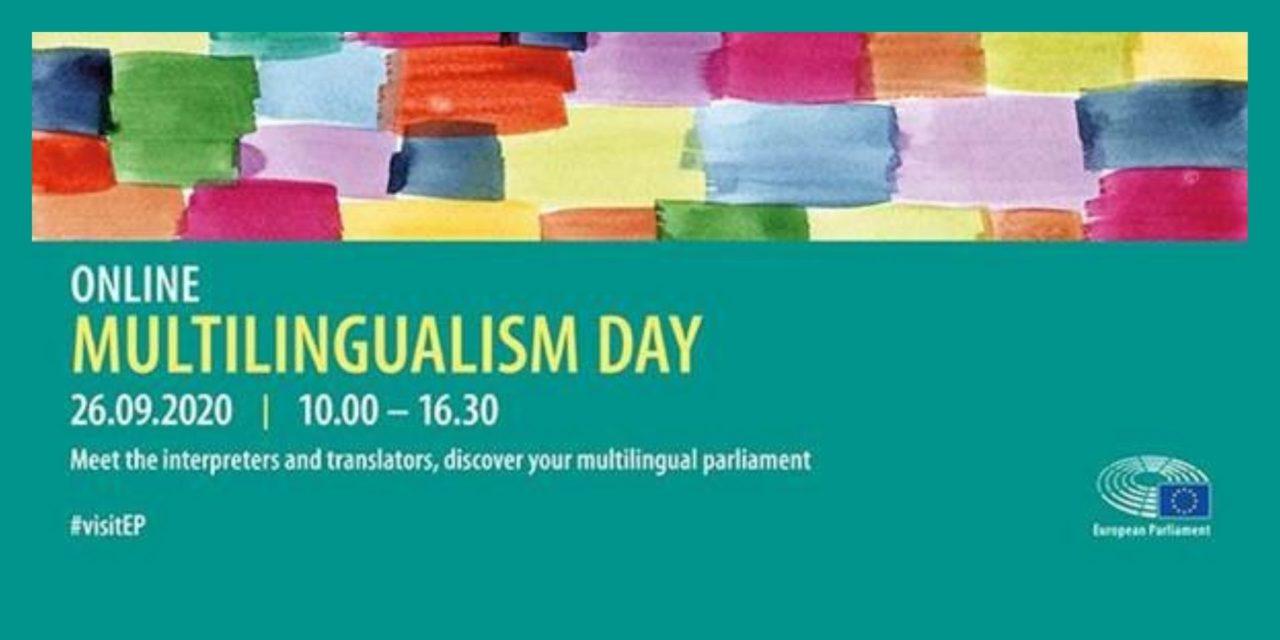 Journée européenne des langues en ligne