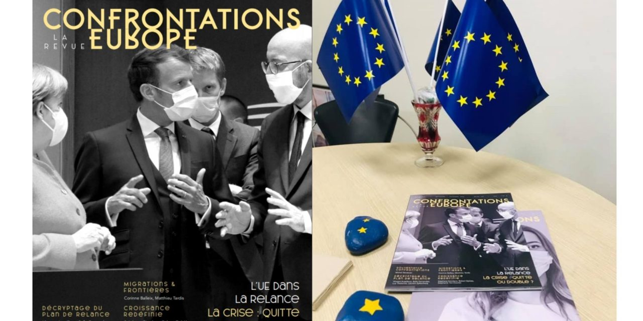Confrontations Europe – La revue Septembre/Novembre