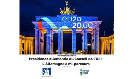 Présidence allemande du Conseil de l'UE : l'Allemagne à mi-parcours