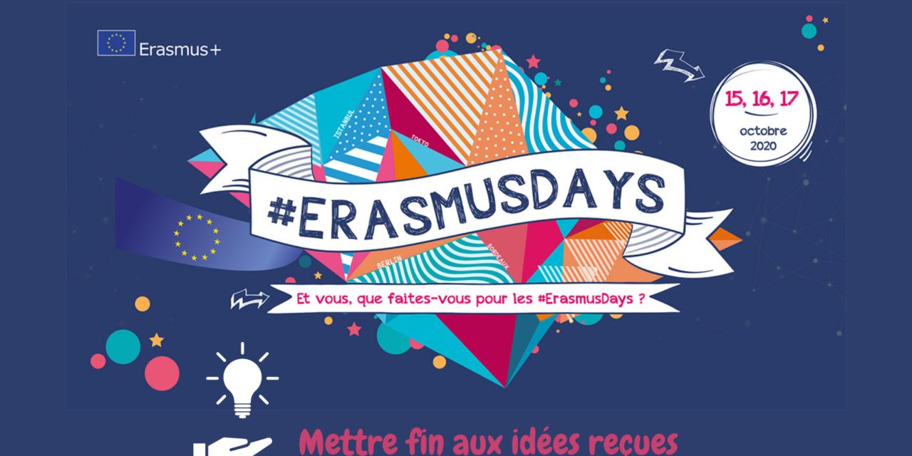 Et si on mettait fin à 5 idées reçues sur Erasmus+ ?