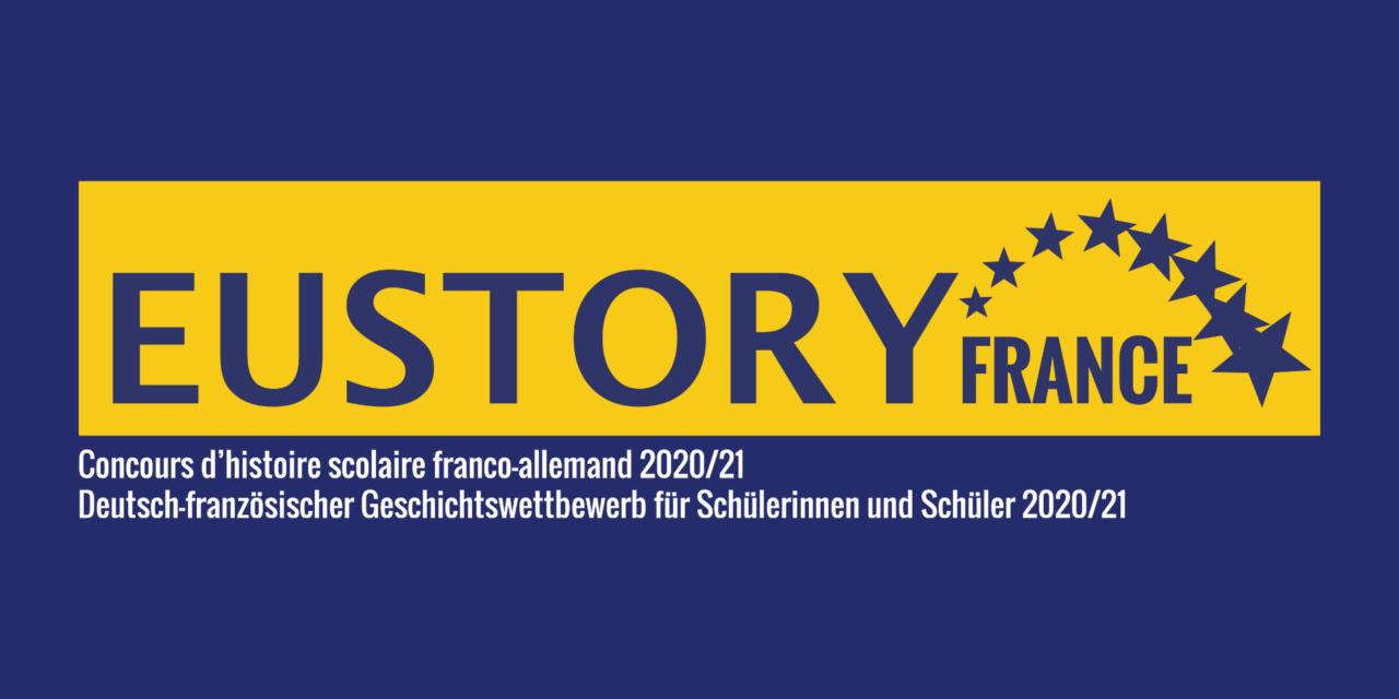 EUSTORY France, le concours d'histoire scolaire franco allemand – 5e éd.