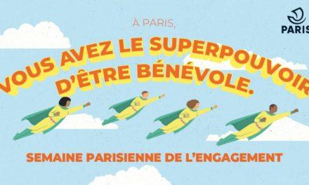 La Semaine parisienne de l'engagement 2020