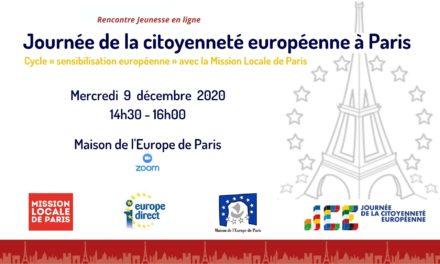 Journée de la citoyenneté européenne à Paris