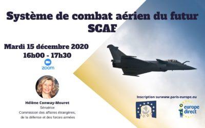 Le système de combat aérien du futur – SCAF