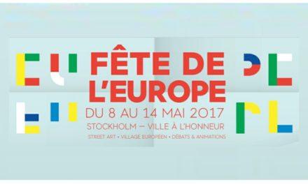 Fete de l'Europe 2017
