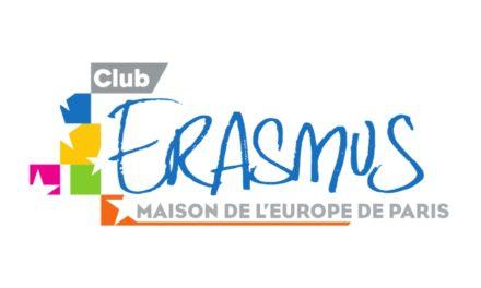 Rejoignez le Club Erasmus de la Maison de l'Europe de Paris