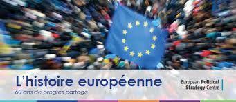 L'histoire européenne – 60 ans de progrès partagé