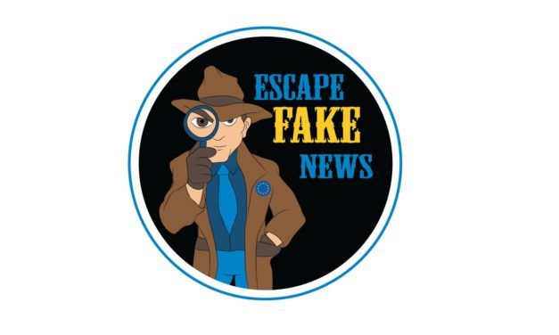 Escape Fake News, premier escape game sur l'Europe et les Fakes News