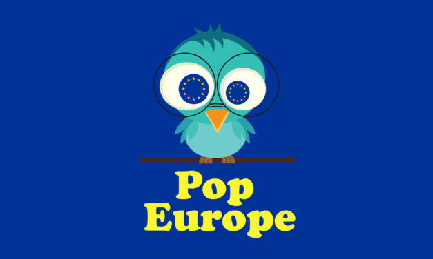 Pop Europe, l'application mobile – 2017