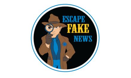 L'escape game sur l'Europe et les fake news – 2019