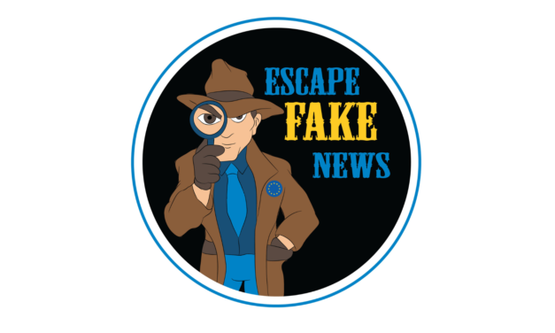 L'escape game sur l'Europe et les fake news – 2019