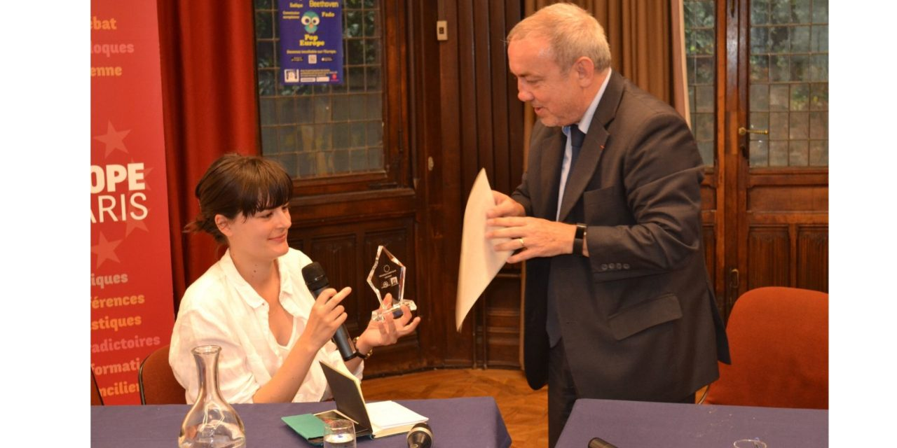 Prix de l'initiative européenne – 2019