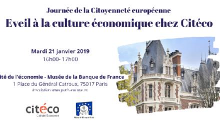 Eveil à la culture économique chez Citéco