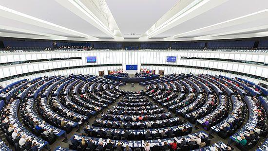 La nouvelle composition du Parlement européen