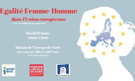 Egalité Femme-Homme dans l'Union européenne