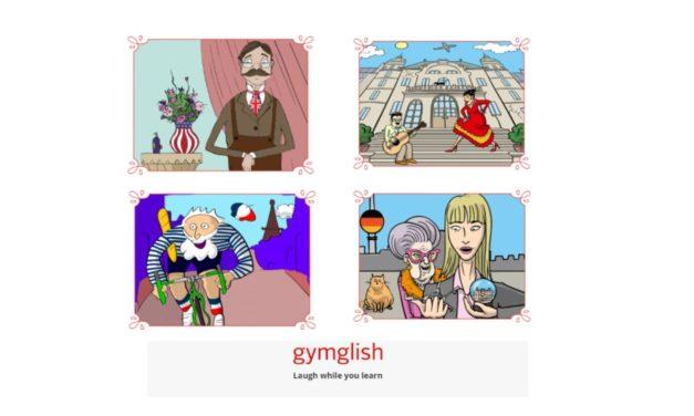 Gymglish: une manière ludique d'apprendre une langue !