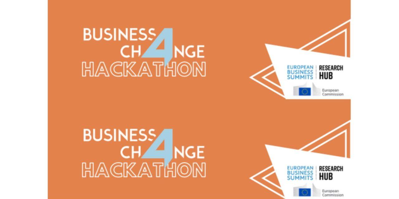 Business4Change – Hackathon – Nouvelle deadline le 29 juin !