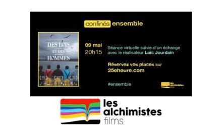 """""""Confinés ensemble"""" : les salles de cinéma s'invitent chez vous !"""