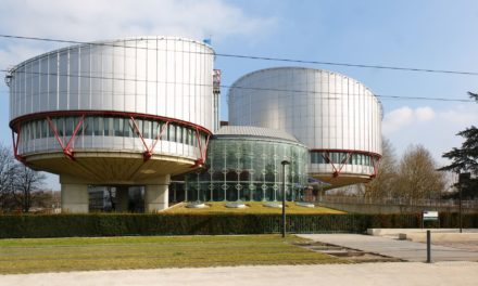 Edito février 2016 -L'Europe et l'Etat de droit – Catherine Lalumière