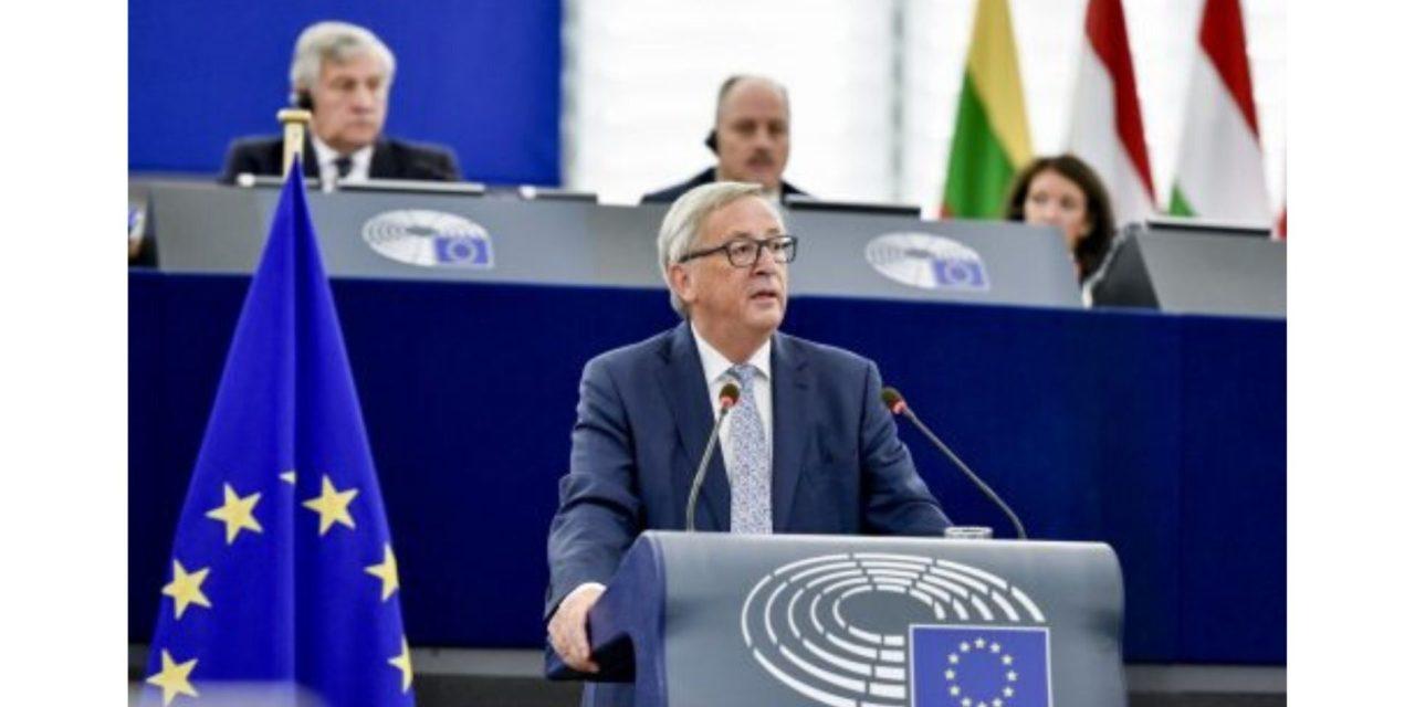 Edito septembre 2017 – Discours sur l'état de l'Union de Juncker – Catherine Lalumière